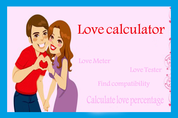 to find love percentage