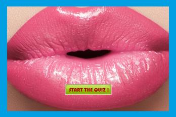What does your lips print say about your personality?
