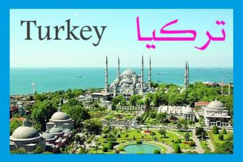 What do you know about Turkey?